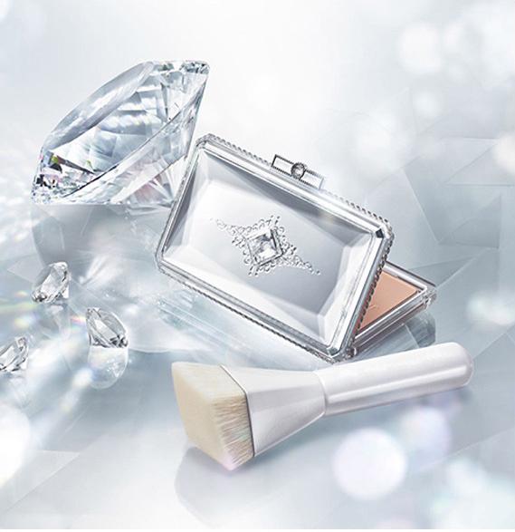 Luxury makeup brush beauty tools