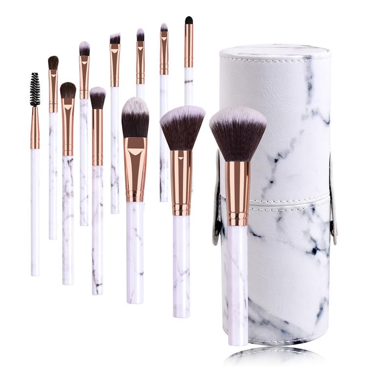 complete makeup brush set