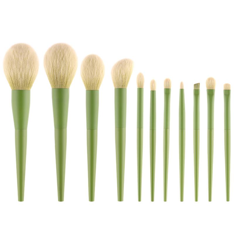cosmetics makeup brush kit