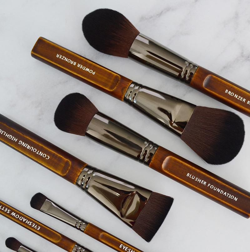 custom makeup brushes