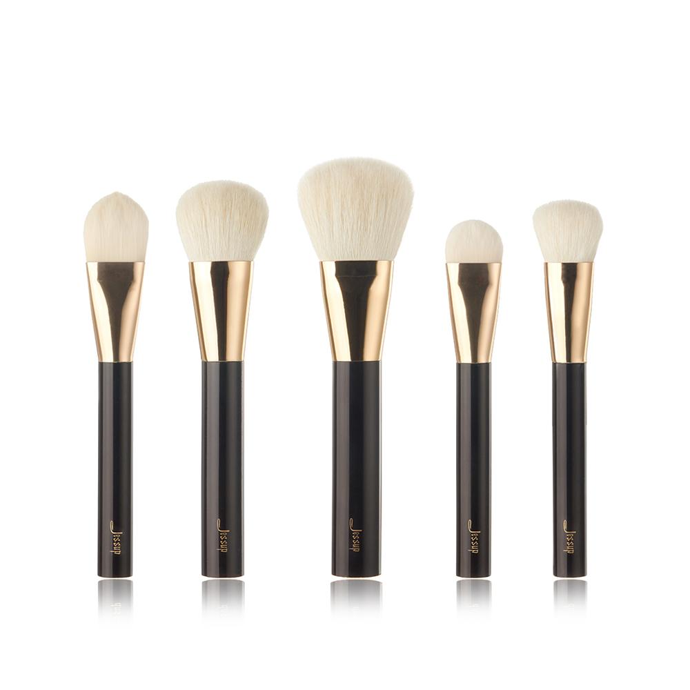 cute travel makeup brush set (104)
