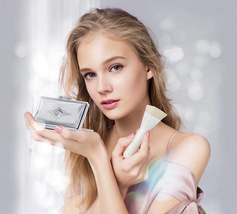 eyeshadow brush powder brush makeup sponge cosmetics brush beauty tool makeup kit