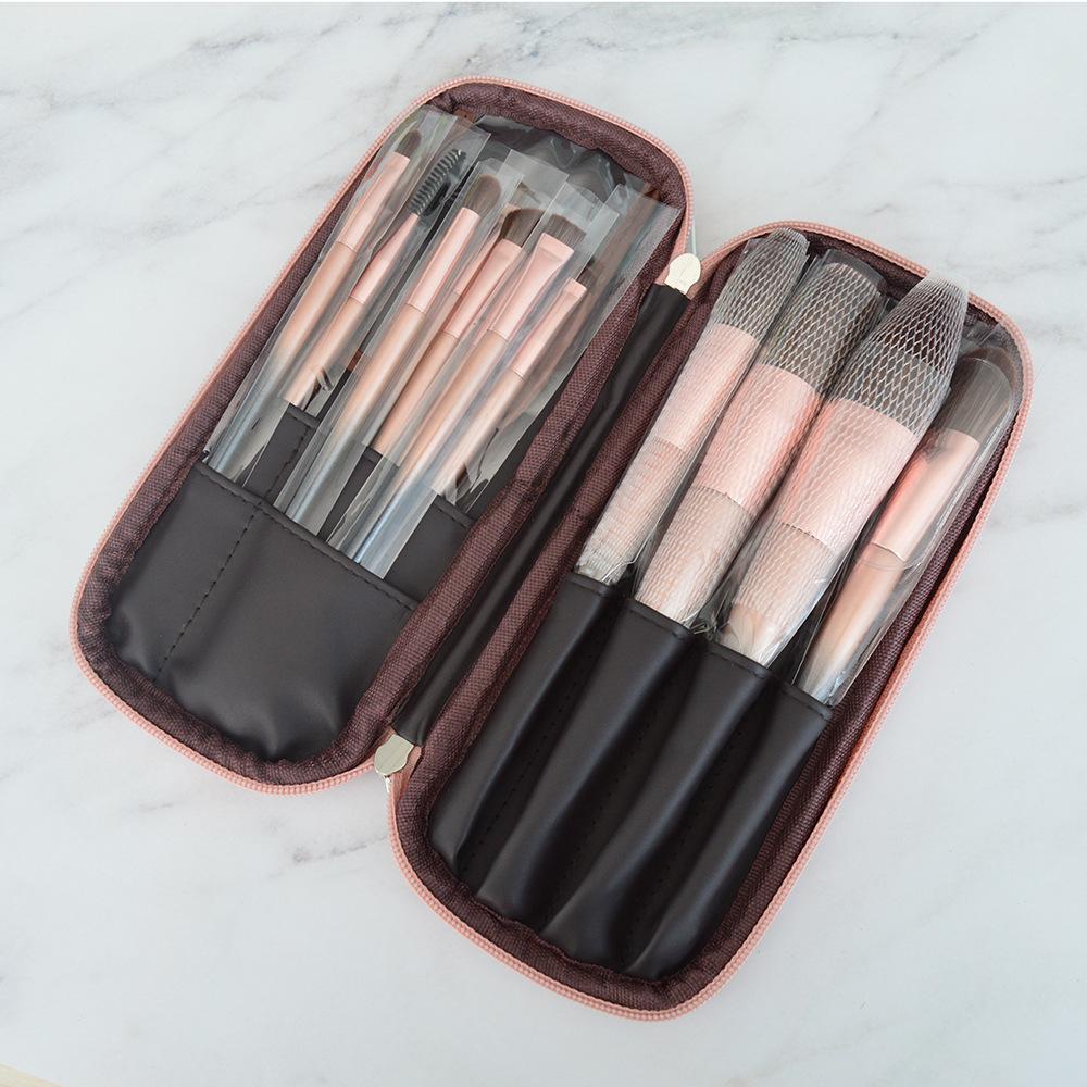 travel makeup brush kit