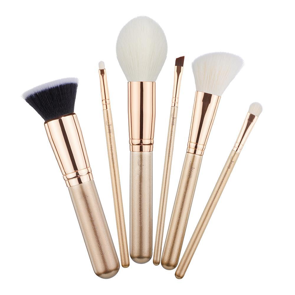 travel portable makeup brush set (917)