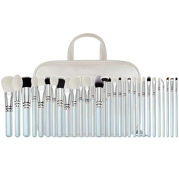 zoeva professional cosmetic brush set
